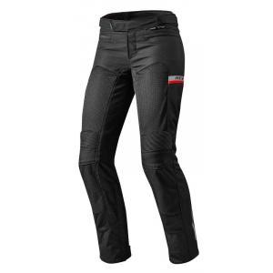 Dámské kalhoty na motorku Revit Tornado 2 černé výprodej