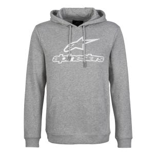 Mikina Alpinestars Always Fleece šedá výprodej