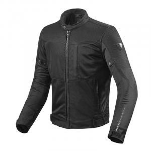 Moto bunda Revit Vigor černá