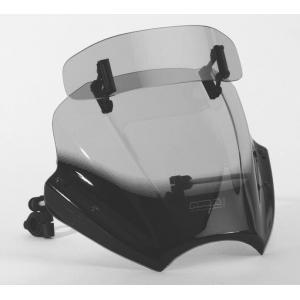 Plexi na moto MRA-Vario pro naháče + montážní sada