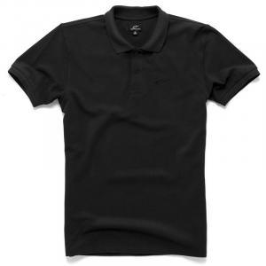 Triko Alpinestars Effortless Polo černé výprodej