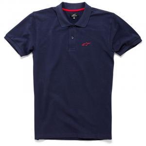 Triko Alpinestars Effortless Polo modré výprodej