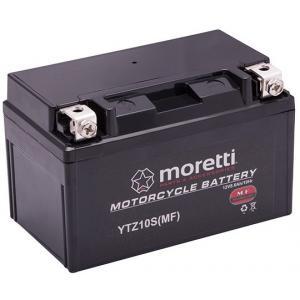 Bezúdržbová gelová baterie  Moretti  MTZ10S, 12V 8,6Ah