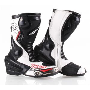 Boty na motorku Tschul TX6-Pro černo-bílé