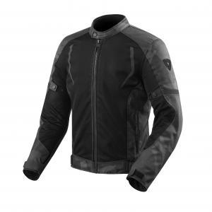 Bunda na motorku Revit Torque šedo-černá výprodej