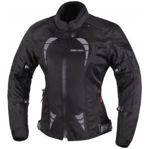Dámská bunda na motorku RSA Queen černá