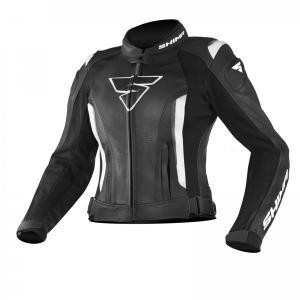 Dámská bunda na motorku Shima Miura černá výprodej