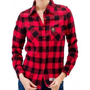 Dámská košile Black Heart Redneck výprodej