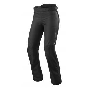 Dámské kalhoty na motorku Revit Varenne černé výprodej
