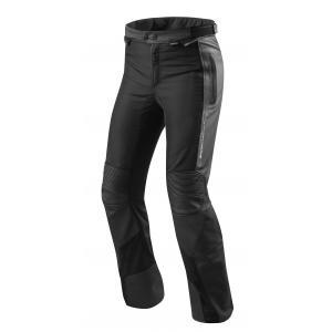 Kalhoty na motorku Revit Ignition 3 černé zkrácené