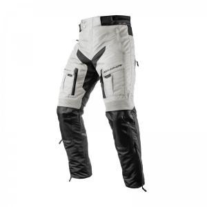 Kalhoty na motorku Shima Rift černo-šedé