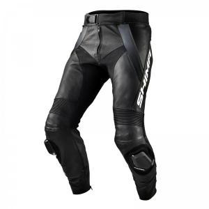 Kalhoty na motorku Shima STR černo-šedé výprodej