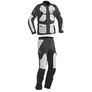 Kombinéza na motorku IXON Crosstour černo-šedá