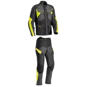 Kombinéza na motorku IXON Crosstour černo-žlutá