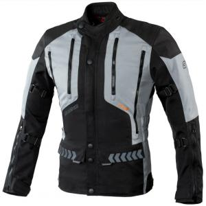 Moto bunda Ozone Tour II černo-šedá