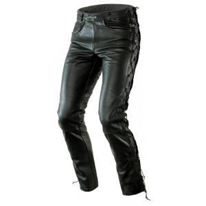 Kalhoty na motorku Ozone Heavy se šněrováním