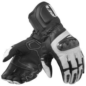 Moto rukavice Revit RSR 3 - černo-bílé výprodej