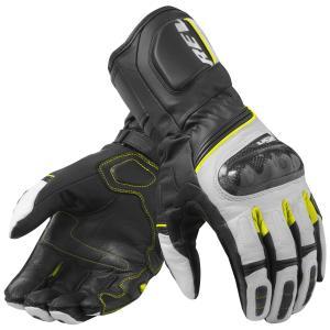 Moto rukavice Revit RSR 3 - černo-fluo žluté výprodej