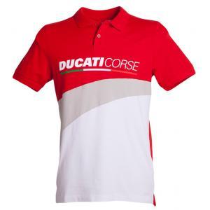 Polo triko Ducati - Corse