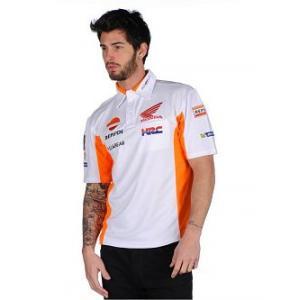 Polo triko  Repsol Honda - bílé