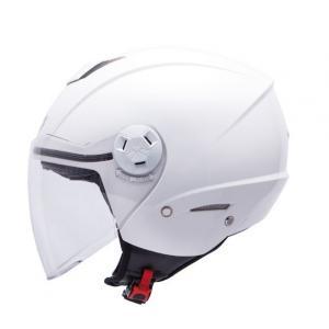 Přilba na motorku otevřená MT City Eleven SV bílá