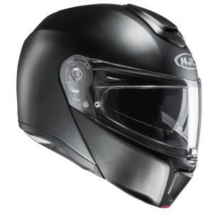 Vyklápěcí přilba na motorku HJC RPHA 90 černá matná výprodej