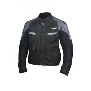 Airbagová bunda HELITE Vented černo-šedá
