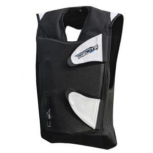 Airbagová vesta HELITE GP Air 2 černo-bílá
