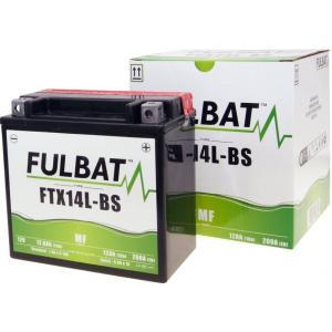 Baterie bezúdržbová Fulbat FTX14 L-BS, 12V 12Ah