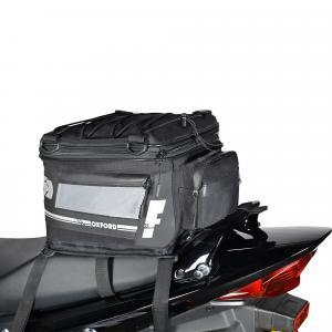 Brašna na sedlo spolujezdce Oxford F1 Tailpack 35L