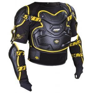 Chránič těla Shot Interceptor černo-žlutý výprodej