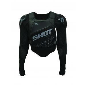 Chránič těla Shot Ultralight černo-šedý výprodej