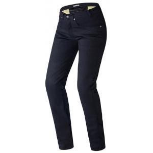 Dámské jeansy na motorku Rebelhorn Classic II černé