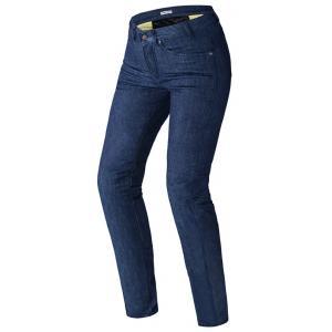 Dámské jeansy na motorku Rebelhorn Classic II tmavě modré