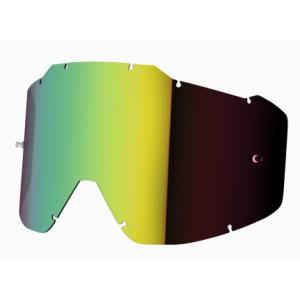 Duhově iridiové sklo do brýlí Shot Assault/ Iris ANTIFOG