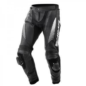 Kalhoty na motorku Shima Apex černé výprodej