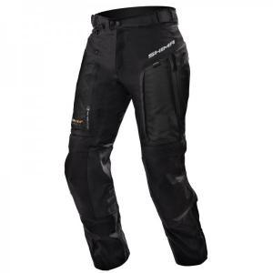 Kalhoty na motorku Shima Hero černé