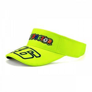 Kšilt VR46 Valentino Rossi THE DOCTOR - žlutá