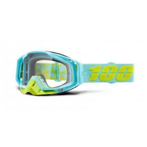 Motokrosové brýle 100% Racecraft PINACLES (čiré plexi) výprodej