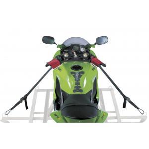 Řídítkové popruhy pro zajištění motocyklu Oxford Super WonderBar