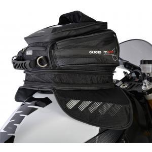 Tankbag na motocykl Oxford M15R černý