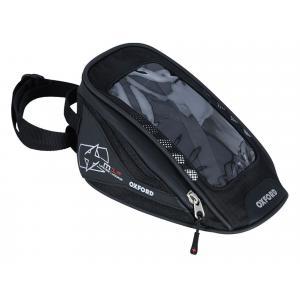 Tankbag na motocykl Oxford M1R Micro černý