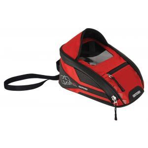 Tankbag na motocykl Oxford M2R černo-červený
