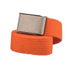Textilní opasek RSA Casual oranžový