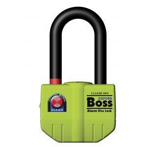Zámek kotoučové brzdy Oxford Big Boss Alarm 16 mm