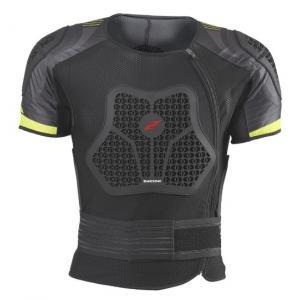 Chránič Zandona Netcube Vest Pro X8 černo-fluo žlutý 180-189 cm výprodej
