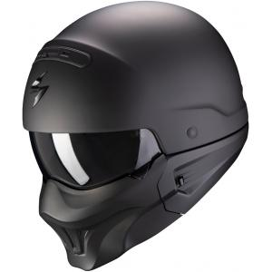 Přilba Scorpion EXO-COMBAT EVO Solid černá matná