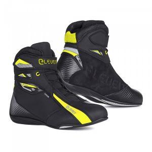 Boty na motorku Eleveit T SPORT WP černo-žluté