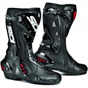 Boty na motorku SIDI ST černé