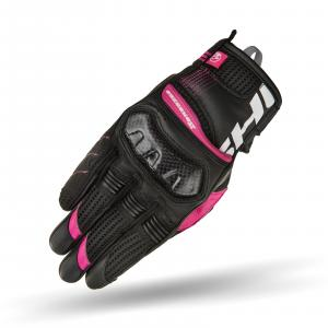 Dámské rukavice na motorku Shima X-Breeze 2 černo-růžové